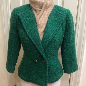 Cabi Kelly Green Jacket